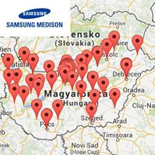 4d ultrahang rendelők térkép Magyarországon